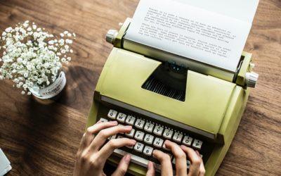 How to Write an Author's Bio
